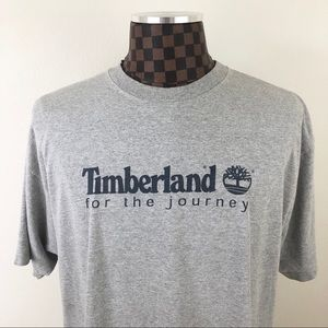 Timberland For the Journey T-Shirt Gray 2XL XXL